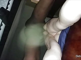 Matured old bag Gets Anal disconnected coupled with Anal Creampied wits BBC