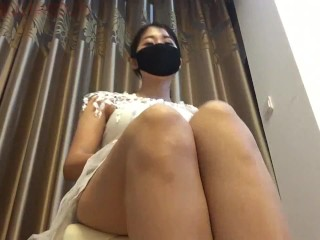 Chinese dust-ball JER Stinky Socks toes degradation POV