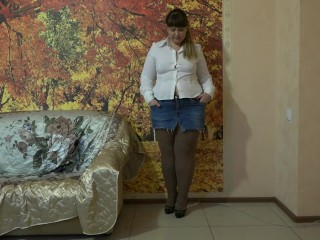 Maturoffscouringsg bbw about grandmother's pantyhose. Woffscouringsgs charm