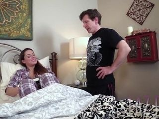 Mega-slut Step sister in law 2: funbag Transaction -Mallory Sierra