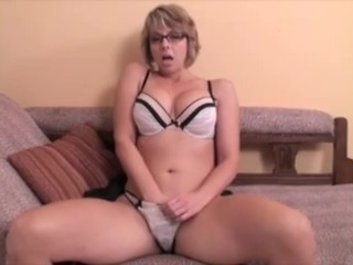 Point of view step-mother Jerk Off Instructions