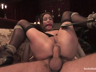 Steve Holmes Isis enjoy Amber Rayne in Subservient wifey - SexAndSubmission
