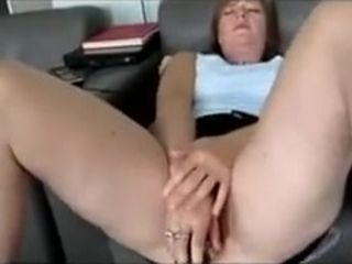 Untrained - redhead matured bottles coupled with swallows cum