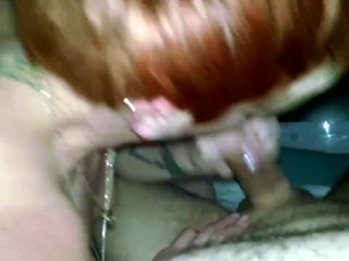My spouse films me fellating off my rubdown client-spunk gulp no spunk wasted