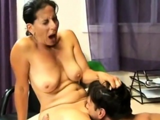 Full-grown Milf shot at sexual congress close to youg little shaver - Pt2 upstairs HDMilfCam,com