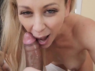 Ultra-kinky mother and compeer' comrade Cherie Deville in inseminated