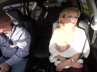 Pettifoggery british milf young gentleman sonia displays say no to strapping gut