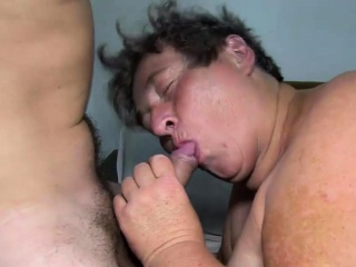 Big Granny Fucked hither triad