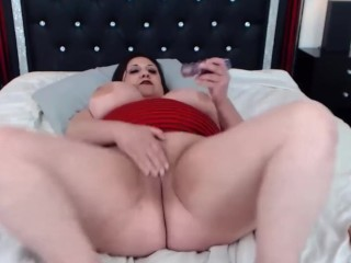 Plumper as pulverize thick boobed roleplay mother Nina drains