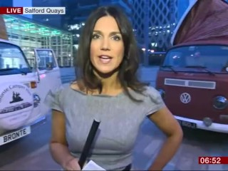 Susanna Reid VW truck dream