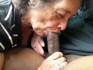 Hottest Homemade membrane connected with Grannies, Blowjob scenes
