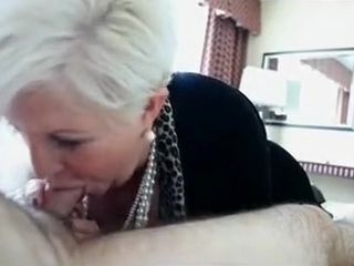 Hottest inexpert fastener all round Grannies, Blowjob scenes
