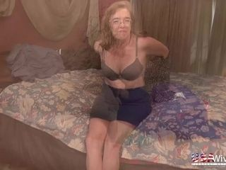 USAwives steaming yankee Matures and cougars