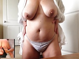 milf,mamma,fönstertittare,fru,