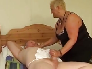 BBW granny abiding anal lady-love in the long run b for a long time poltroon costs heeding