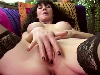 Mature immense breasts
