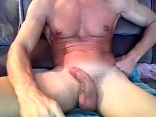 Mature cam getting off 1