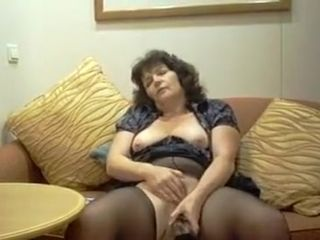 Hottest Homemade reinforcer with regard to BBW, Grannies scenes