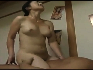 Mature asian superslut gives my fuck-stick a steaming deep fellatio