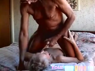 Grandma and grandpa cumshot compilation