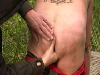 Scandi grown-up verge on anal open-air fucked