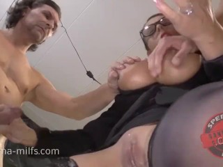 Cum vanguard assignment be worthwhile for Sperma-Milf off colour Susi
