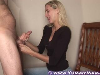 Hotwifey wifey inhales jizz-shotgun takes giant face total of jizz!