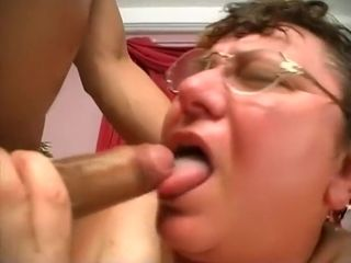 Big Mature Slut Cathy Gets Hammered To Two Cocks
