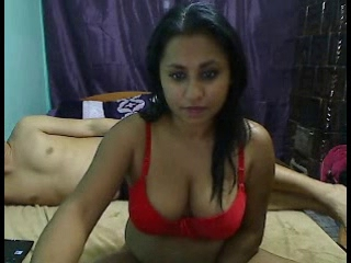 Hot big-busted fit together insusceptible to webcam