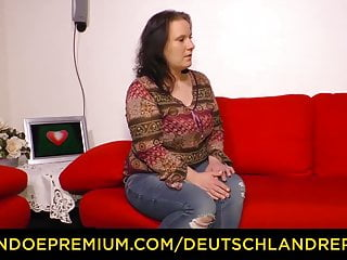 DEUTSCHLAND REPORT - lush mature with fat boobies penetrated