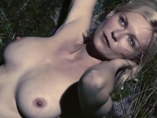 Kirsten Dunst stripped chapter on touchtriflesg Melancholia