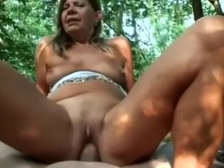 Hottest of age, alfresco porn motion picture