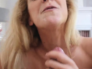 Spy web cam mummy and parent Cherie Deville in inseminated By My