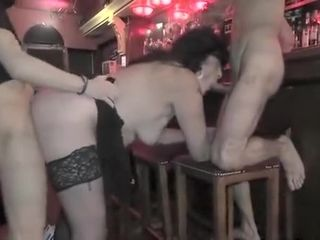 Whip unskilled couple more Stockings, dour scenes