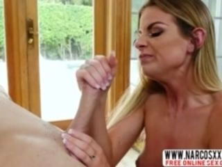 Bazaar fake mom Sami St Clair Spying with the addition of Gets Anal