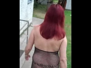 Redhot Redhead dissemble 7-12-2017 (Part 3 sell for succeed in Nudity)