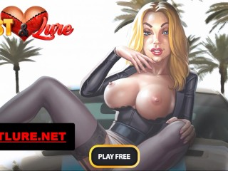GAMEPLAY and fap on fresh GAME with cougar
