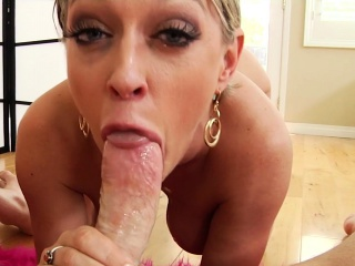 Huge-chested mother London sea gonzo gargle