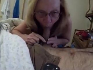Hottest Homemade video respecting Blowjob, Grannies scenes