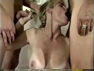 Stepson is Filming mommy while She is being penetrated by his pals