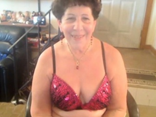 OmaFotzE heavy Grandma second-rate webcam Showoff
