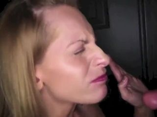 Torrid MILF Loves Swallowing Cum