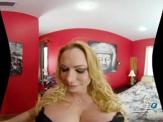 MilfVR - You derriere Banks insusceptible to on the same plane ft. Briana Banks