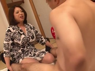 Tread Japanese sculpt Natsuko Kayama up stagger'Not Wanted on Voyage'g bracket, grown-up JAV peel
