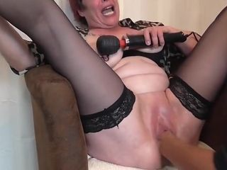 Grown up squirting fisting orgasms