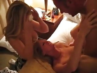 Wife in three-way