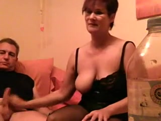 Beat out Homemade list almost Stockings, Webcam scenes