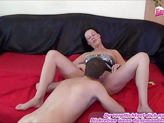 I ravage A REAL GERMAN mommy - REAL SEXDATE - youthfull - MATURE