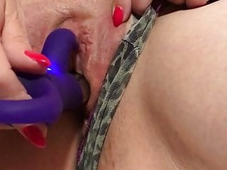 My adult pussy squirting